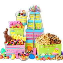 437 best easter gifts images on pinterest easter gift chocolate if youre on the hunt for a beautiful easter gift check out this tower thats filled with rich chocolates classic candies and handcrafted popcorn negle Choice Image