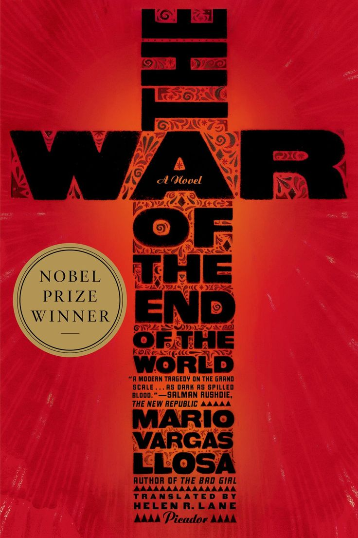The War Of The End Of The World: Mario Vargas Llosa: 9780312427986: Amazon
