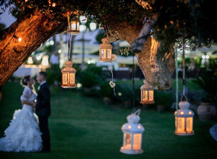 Lanterne al matrimonio...Fotografo Napoli