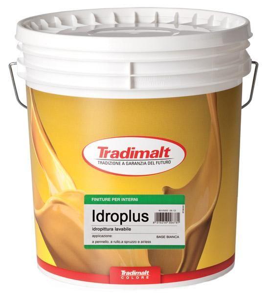 Idropitture Idroplus - Intonaco isolante malte intonaci edilizia premiscelati cementizi