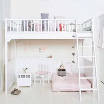 Oliver Furniture Hochbett Seaside- Sofort Lieferbar!
