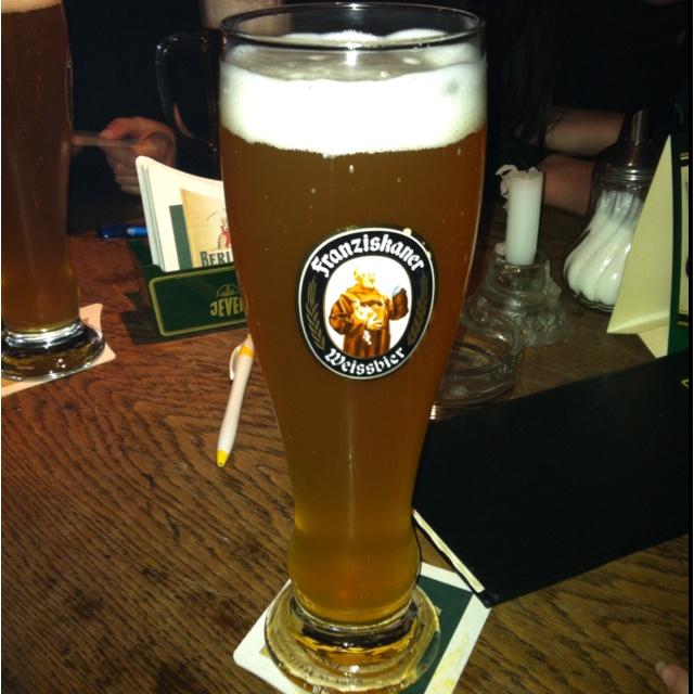 German beer... Yes, please!