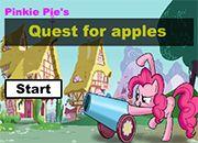 Pinkie Pie: en busqueda de manzanas
