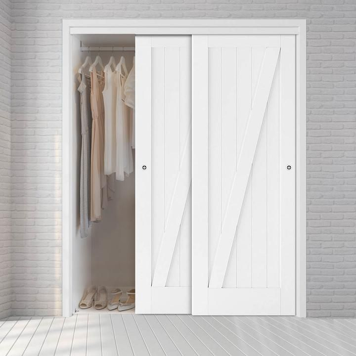 Sliding Wardrobe Doors Sliding Door Kits Bedroom Directdoors Com