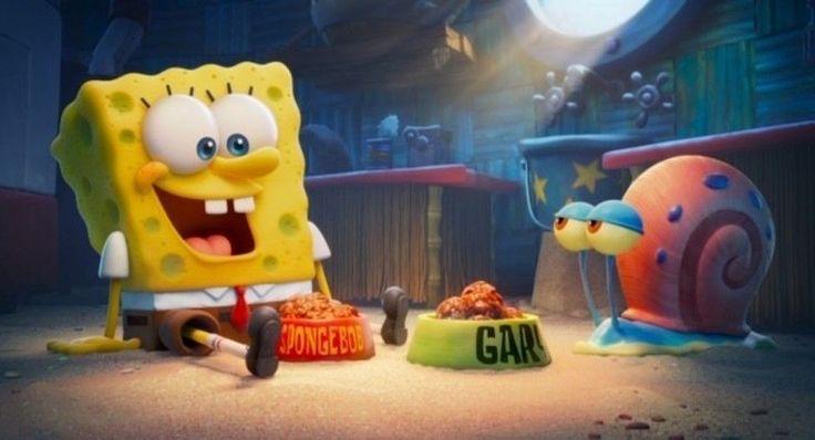 The Spongebob Movie Sponge On The Run To Release On Demand Spongebob Spongebob Wallpaper Spongebob Squarepants