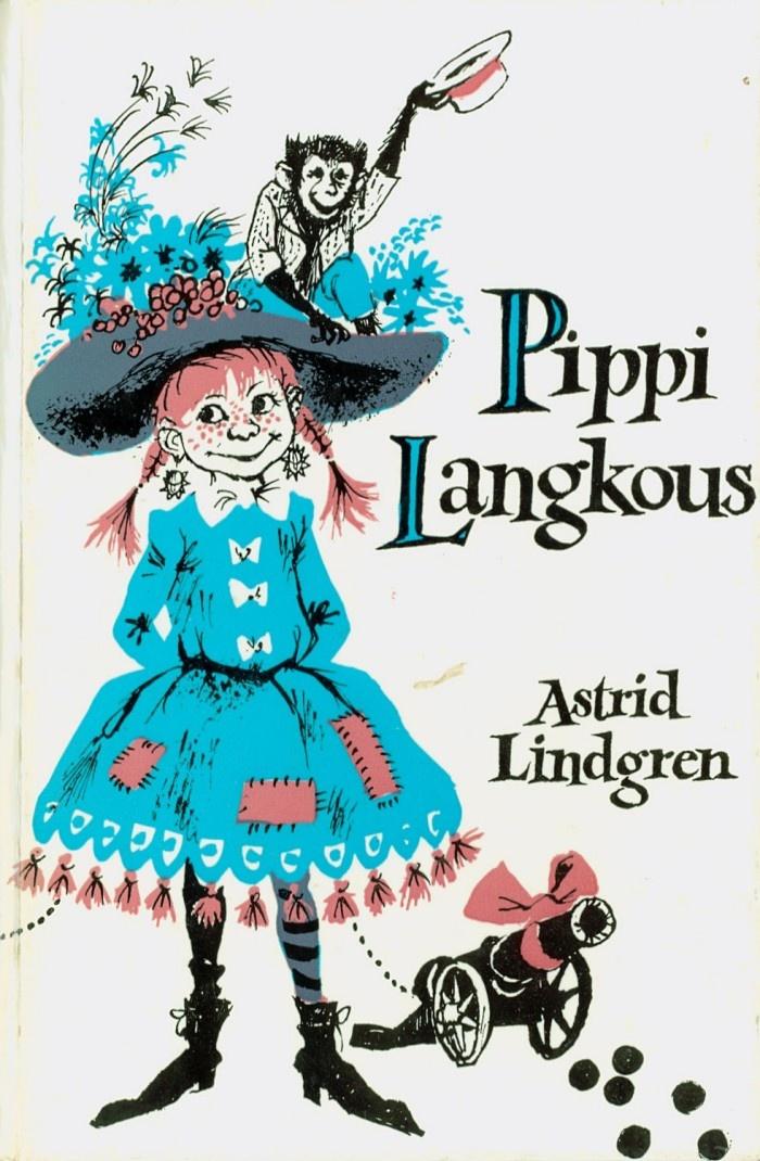 Oh, how stylish Pippi Longstocking!