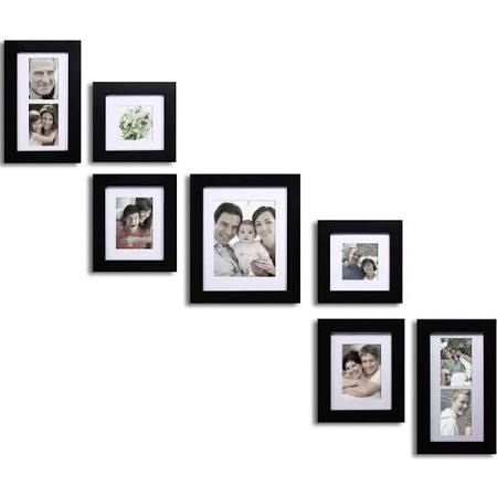 hanging multiple frames wall google search - Multiple Photo Frames