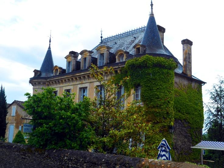 Prince Edward Hotel, Monpazier