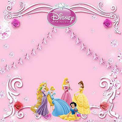 249 best Princess printouts images – Disney Princess Party Invitations Printable