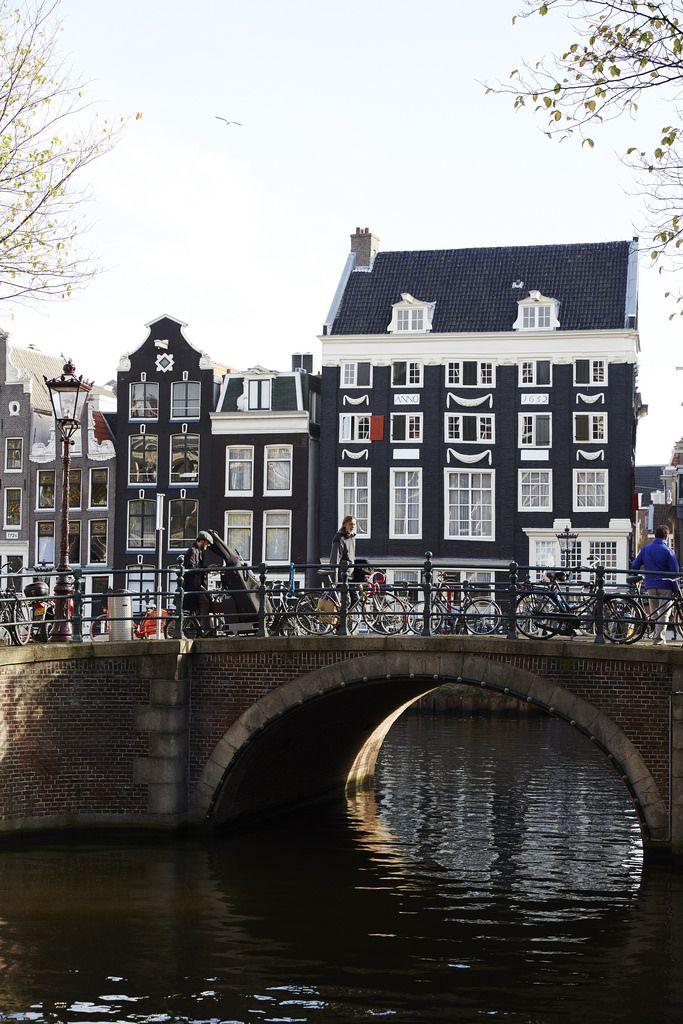 Amsterdam, Holland by Nicole Franzen