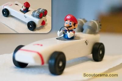 pinewood derby car designs - Bing Images