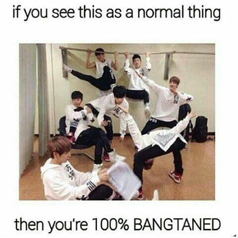 100% Bangtaned