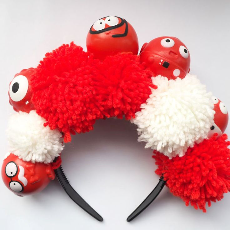 Red Nose Day crafts