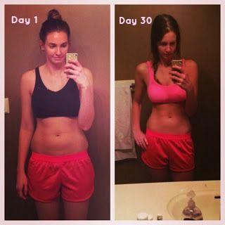 Must read for how to lose weight and tone up for summer in just 30 days!!