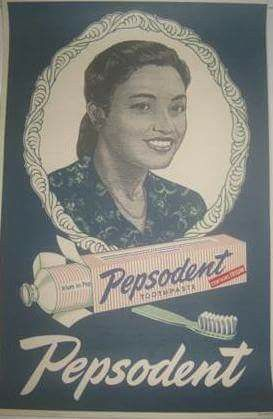 iklan jadul Indonesia, Pepsodent