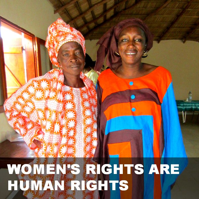 Human rights belong equally to each of us.  This Human Rights Day help women protect theirs.  Make a gift today: https://www.cintl.org/bestgiftidea  photo: Léa Cullen-Robitaille (Senegal 2013)