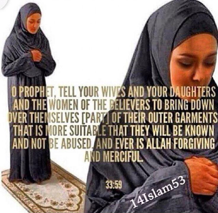Surah Al-Ahzab Verse 59