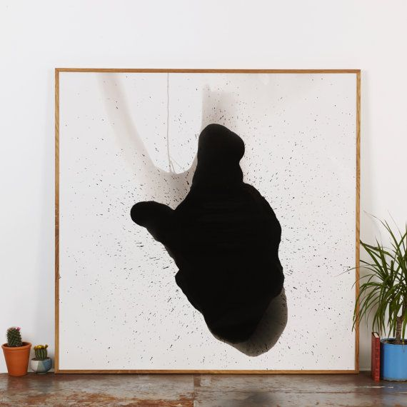 We love this darkroom print, buy now on ohwhatsthis.com made by made and printed #scandi #art #print #shop #ohwhatsthis #homewares #interiors #design #photo