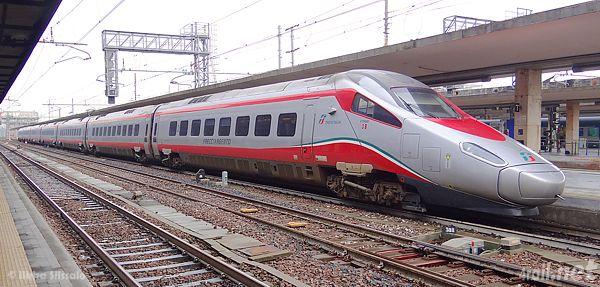 ETR 600 Frecciargento Trenitalia