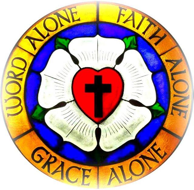 protestant reformation symbols