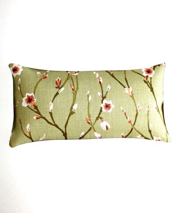 Lumbar Pillow 8x16 Petite Lumbar Decorative Lumbar