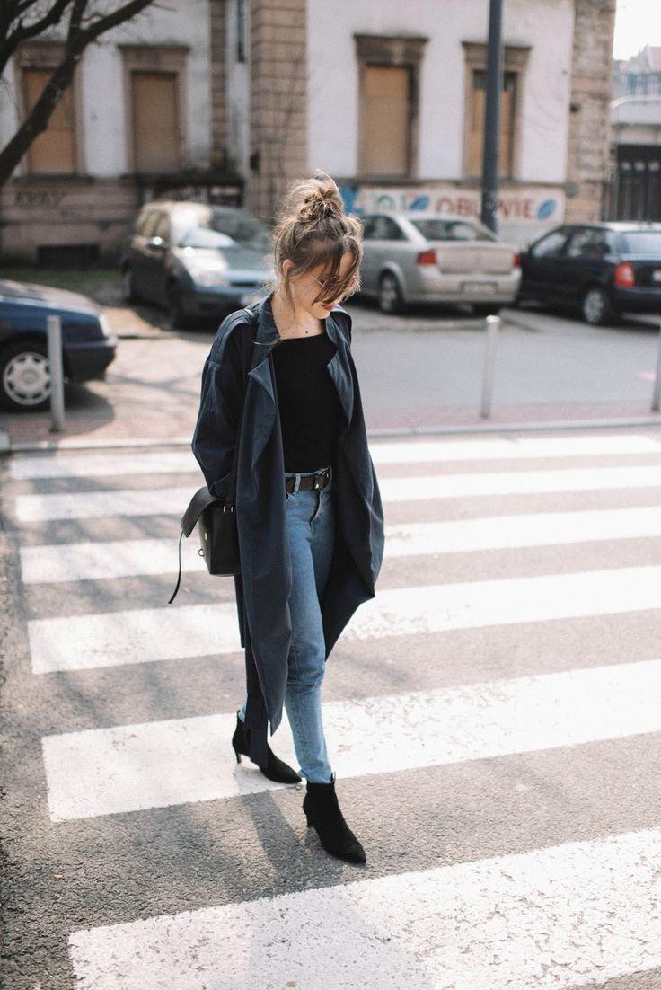 Street Style: Off-Shoulder Top - Jestem Kasia Blog