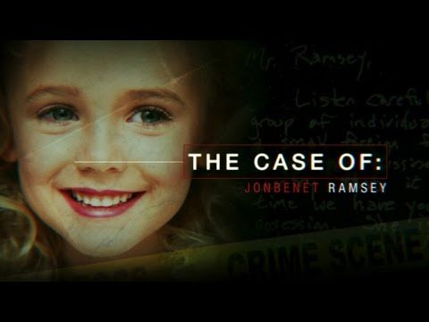 The Case Of: JonBenet Ramsey - Never Before Heard Audio - YouTube