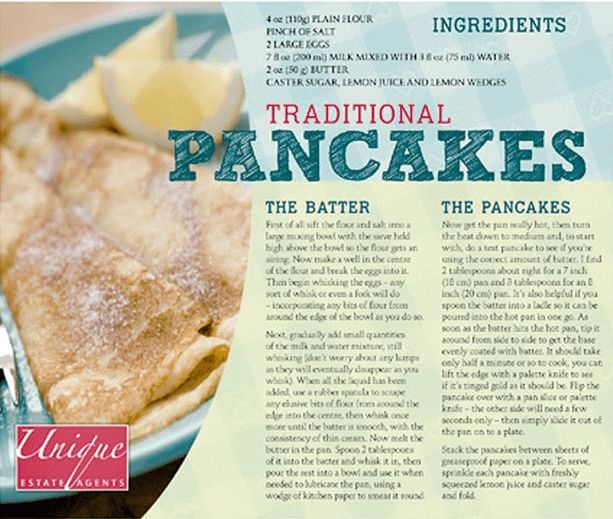 pancake marketing plan Food dive: any plans to sell to a larger company  for the longest time it was  two items — pancake mix and then muffin cups i could see a.