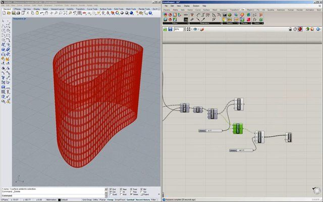 www.novedge.com/products/2217?AFTK=NVGVM What it's About Grasshopper has become a standard for parametric and automated design. The plug-ins Anemone and Boid open a possibility to simulate complex multi-agent systems - swarms -producing unexpected and intricate forms as results of a multitude of small-scale interaction. Such a design is truly bottom-up and emergent. The webinar demonstrates several ways of utilizing swarm behavior in producing various complex facade structures. The ...