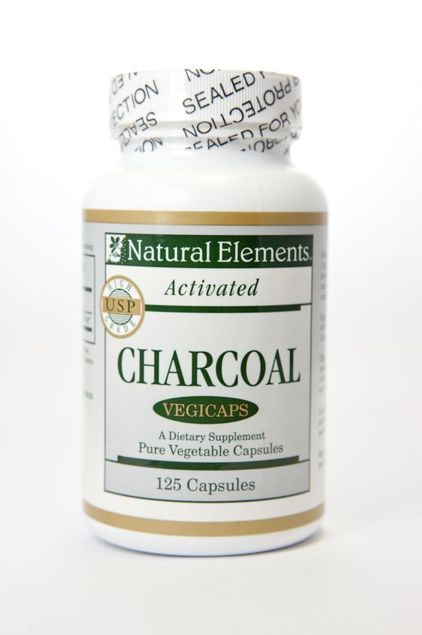charcoal pills for weight loss