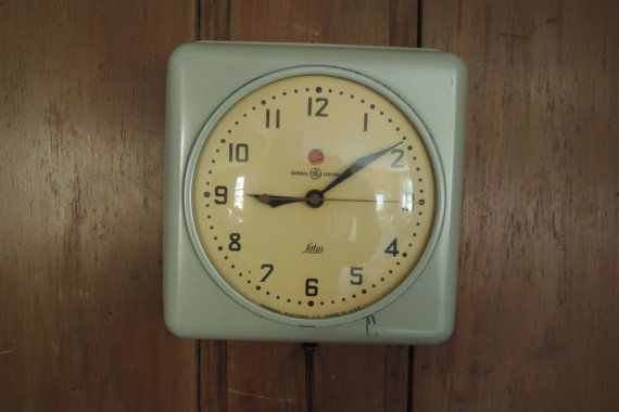 Keeping Time with EPSTEAM by TexomaVintage on Etsy