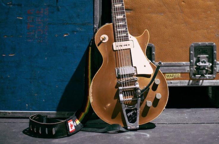 Daniel Lanois' '53 Goldtop