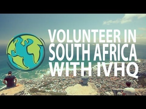 Volunteer in South Africa with IVHQ - Most Affordable Programs