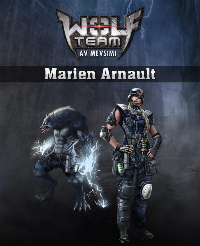 YENİ! Marien Arnault Özel Versiyon Karakteri ve Özel Versiyon Kurt'u!