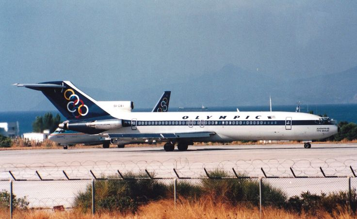 Olympic Airways B 727-284 (Megas Alexandros)  [SX-CBI]