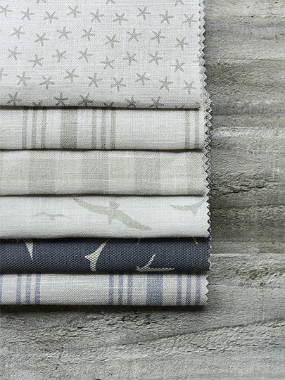 Palette. Gorgeous fabrics.