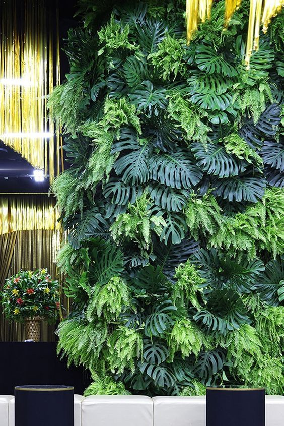 """""""Feel the nature plant wall"""""""