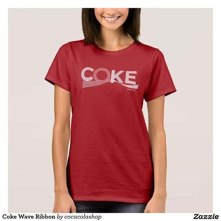 Coke Wave Ribbon