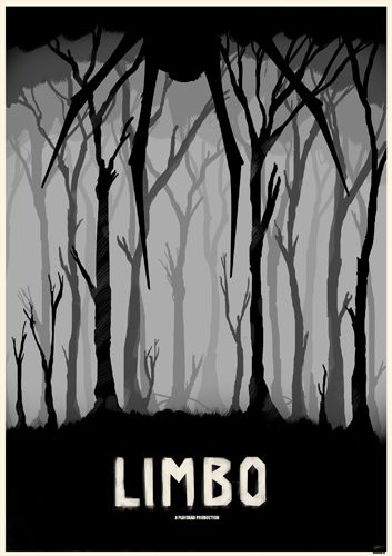Limbo poster https://itunes.apple.com/us/app/limbo-game/id656951157?mt=8&at=10laCC