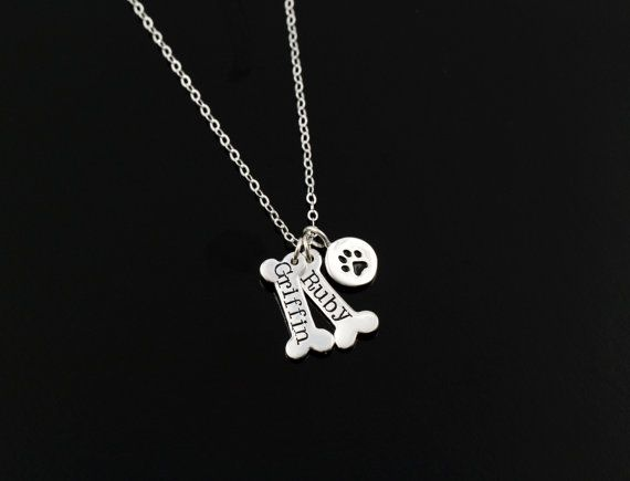 Hey, I found this really awesome Etsy listing at http://www.etsy.com/listing/167734482/pet-jewelry-silver-dog-paw-necklace