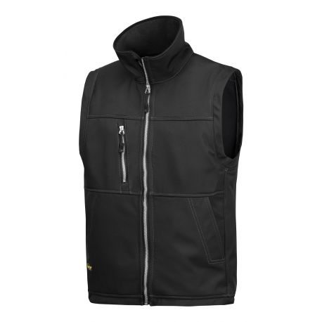 GILET IN SOFT SHELL 4511 - Snickers WorkWear