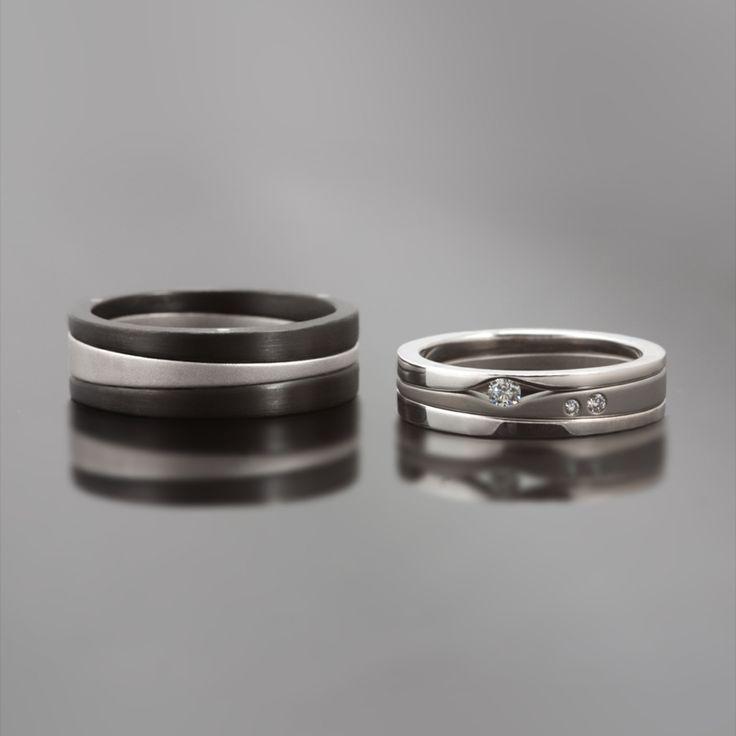 Witgouden trouwringen | Marc Lange Sieraden
