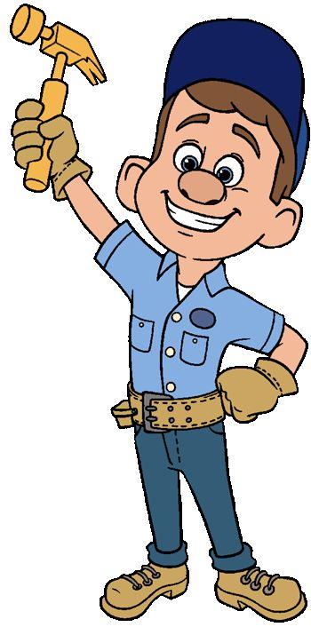 Mr Felix Floor Inc High Quality Hardwood Flooring: *FIX IT FELIX JR. ~ Wreck-it-Ralph