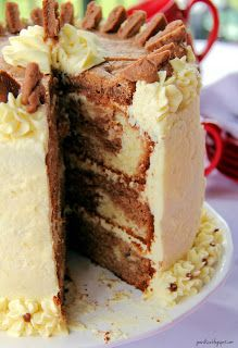 Peanut Butter Chocolate Cake (and Reese's Peanut Butter Chocolate ...