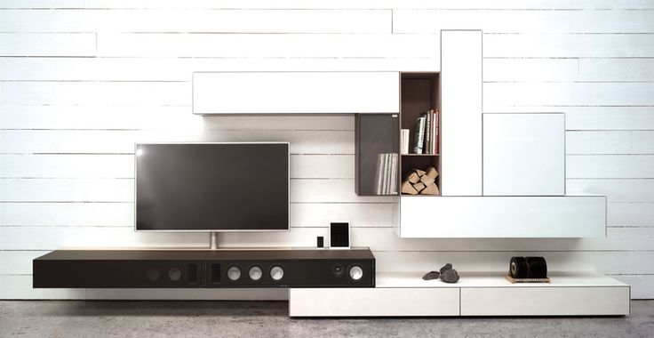 Spectral TV furniture - Ameno Features