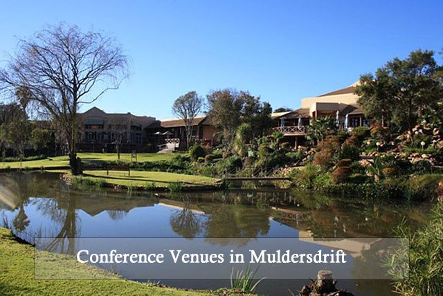 Our Top Five Conference Venues in Muldersdrift