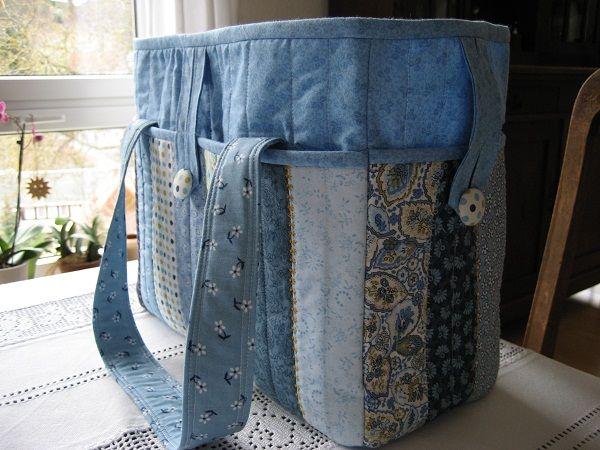 kleine kurstasche ideas for mom pinterest taschen selber machen patchwork taschen und. Black Bedroom Furniture Sets. Home Design Ideas
