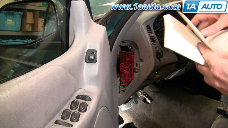 install replace brake light switch ford lincoln