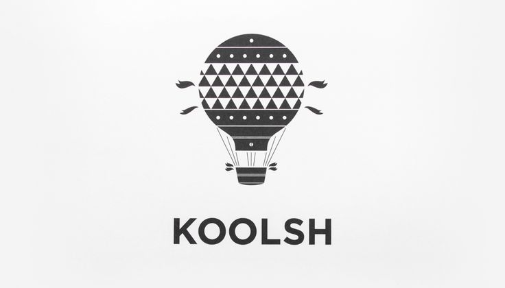 Logo design for Koolsh, an ecigarette company.