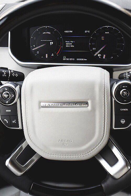 interior Range Rover